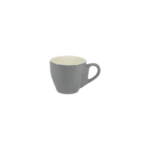 BW0500 Brew French Grey Espresso Cup 90ml Leisure Coast Hospitality & Packaging