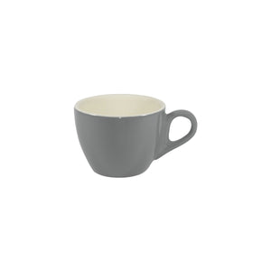 BW0510 Brew French Grey Flat White Cup 160ml Leisure Coast Hospitality & Packaging