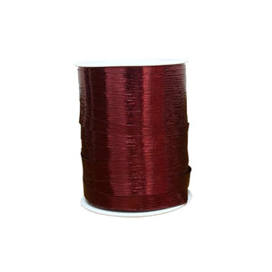 Ribbed Metallic Curling Ribbon