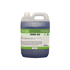 AUTOMATIC MACHINE RINSE AID