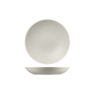 RNF0260-W RAK Porcelain Neofusion Sand Round Coupe Bowl 260mm / 700ml Leisure Coast Hospitality & Packaging