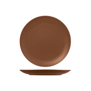RNF3310-T RAK Porcelain Neofusion Terra Round Coupe Plate 310mm Leisure Coast Hospitality & Packaging