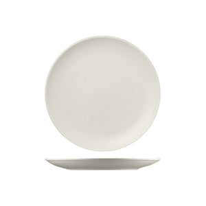RNF3310-W RAK Porcelain Neofusion Sand Round Coupe Plate 310mm Leisure Coast Hospitality & Packaging