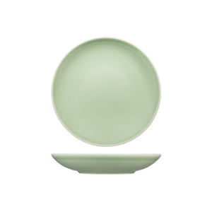 RV0230-GN RAK Porcelain Vintage Green Round Coupe Bowl 230mm  / 690ml Leisure Coast Hospitality & Packaging