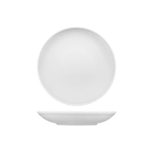 RV0230-W RAK Porcelain Vintage White Round Coupe Bowl 230mm  / 690ml Leisure Coast Hospitality & Packaging