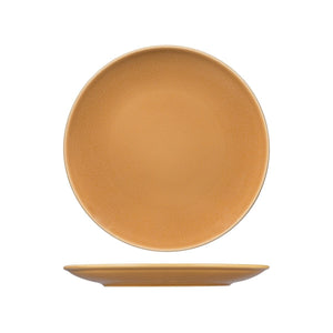 RV3270-BE RAK Porcelain Vintage Beige Round Coupe Plate 270mm Leisure Coast Hospitality & Packaging
