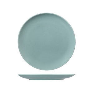RV3270-BL RAK Porcelain Vintage Blue Round Coupe Plate 270mm Leisure Coast Hospitality & Packaging