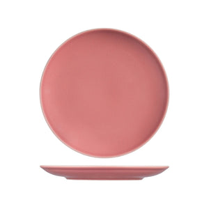 RV3270-PK RAK Porcelain Vintage Pink Round Coupe Plate 270mm Leisure Coast Hospitality & Packaging