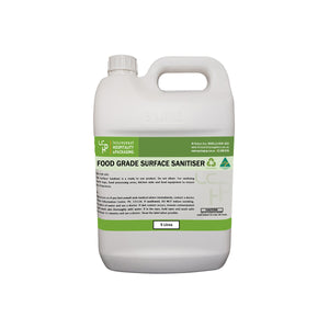SURFACE SANITISER FOOD GRADE