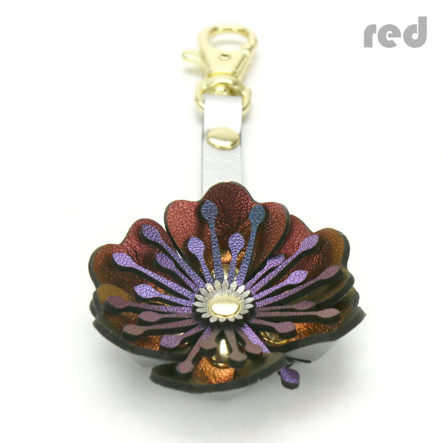 Flower Purse Charm - Small - Mohop