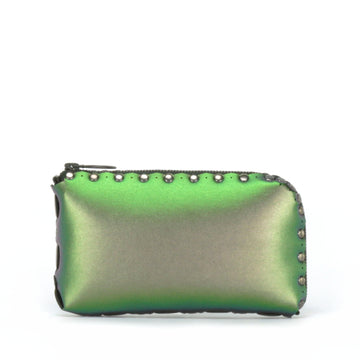 Emerald wallet bag