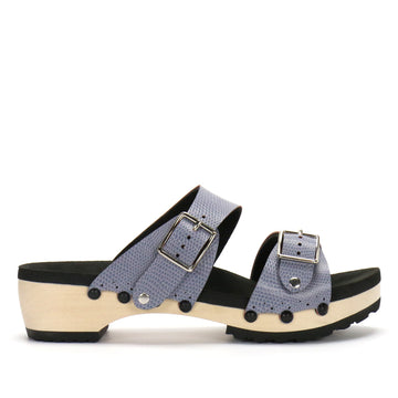Moonflower Low Clog Mule - Mohop