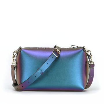 Peacock small crossbody bag with strap