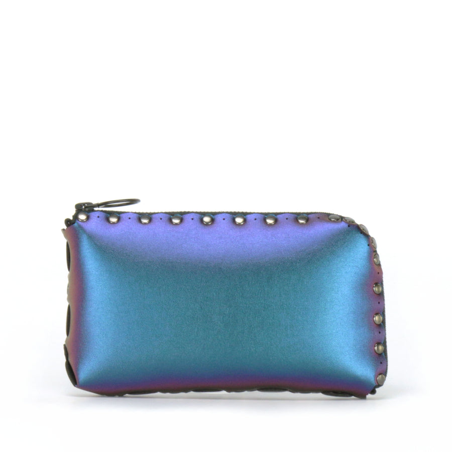 Peacock wallet bag