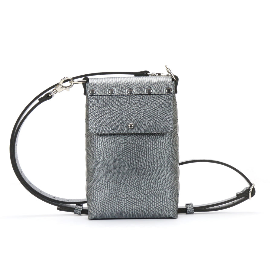 Pewter Mobile Bag - Mohop
