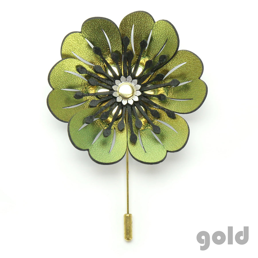Stick Pin Brooch - Mohop