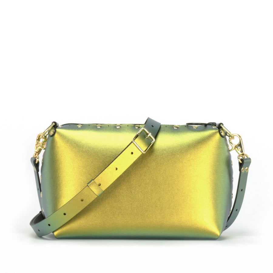 Scarab small crossbody bag with strap
