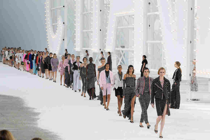 Paris Fashion Week Spring 2021 trends available at Style Theory