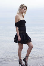 Load image into Gallery viewer, SALVADORE STRAPLESS DRESS