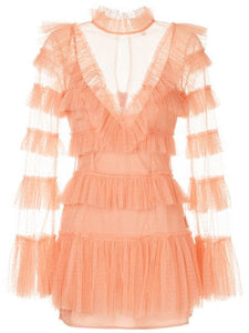 THE ZEN DRESS - Pink