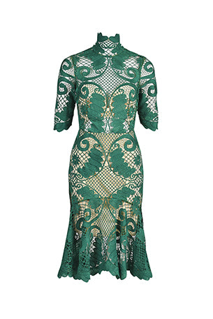 BABYLON LACE DRESS
