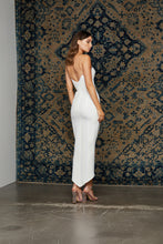 Load image into Gallery viewer, LEYLA DRESS - WHITE