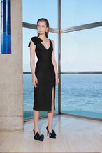 Load image into Gallery viewer, Love Bow Dress - Black