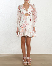 Load image into Gallery viewer, CORSAGE BAUBLE MINI DRESS