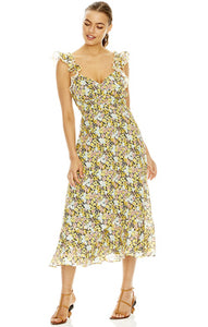 Sunny Days Midi Dress