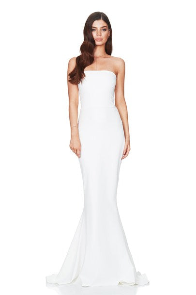 Angelina Gown - Ivory