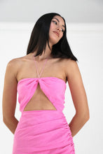 Load image into Gallery viewer, Aston Dress Pink