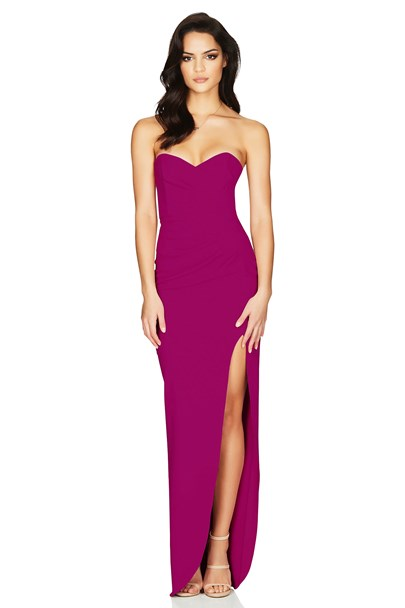 Bisous Gown - Ruby