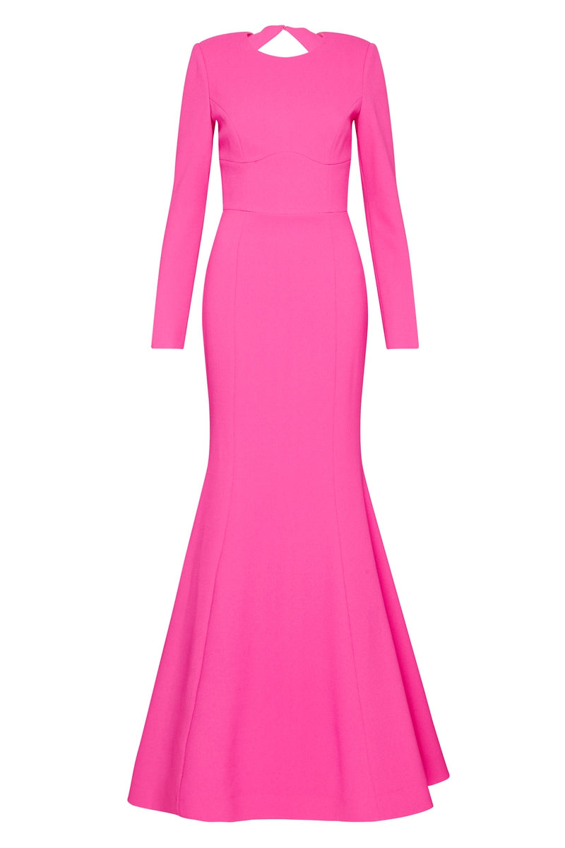 Barbie L/S Gown