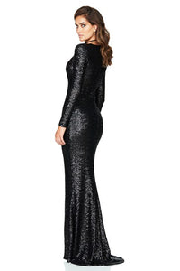 Cannes Gown Black
