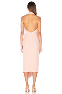 Lorena Dress - Blush