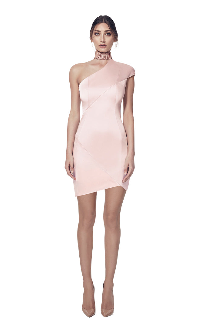 HANA DRESS BLUSH