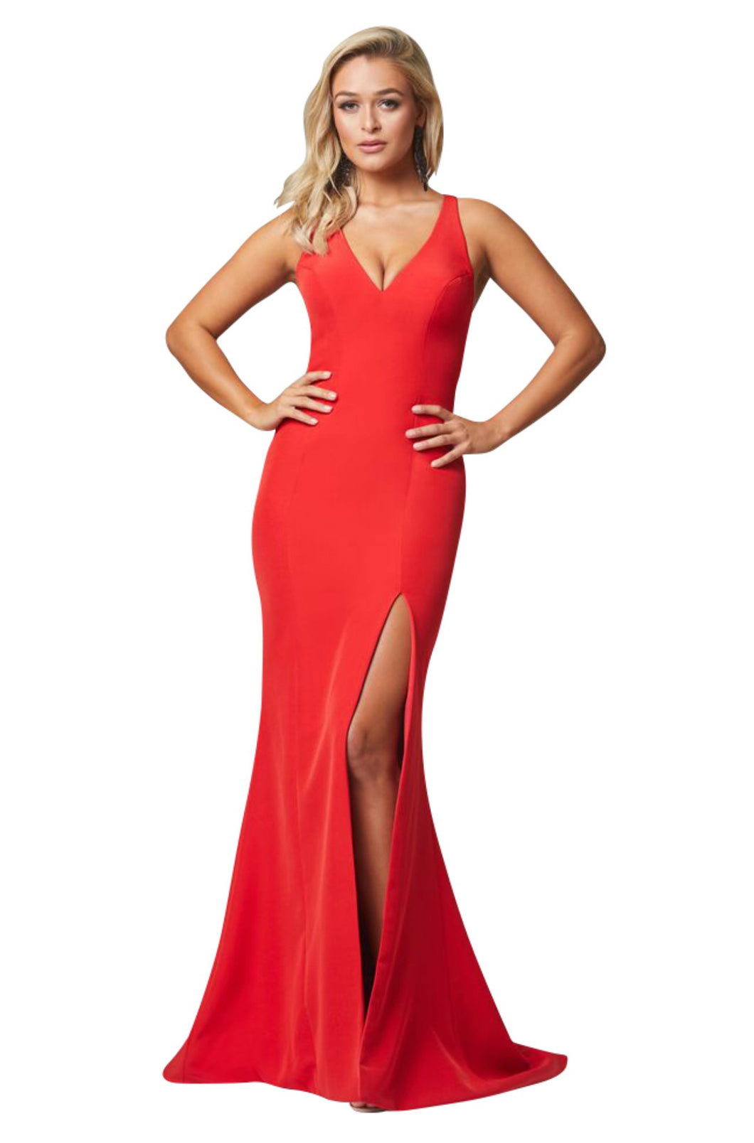 Jamie Gown - Red