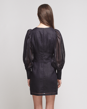 Load image into Gallery viewer, Valerie Linen Ramie Dress