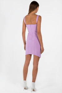 Nessie Dress - Lilac