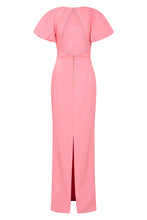Load image into Gallery viewer, WINSLOW SHORT SLEEVE GOWN PINK