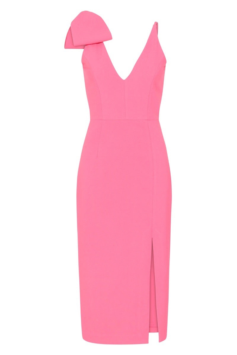 Love Bow Dress - Pink