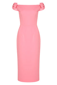 WINSLOW MIDI DRESS PINK