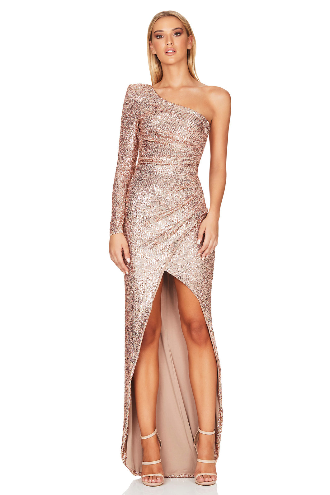 SIERRA SEQUIN GOWN