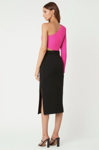 Barbie One Sleeve Midi