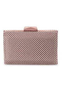 Darcy Rose Gold Clutch