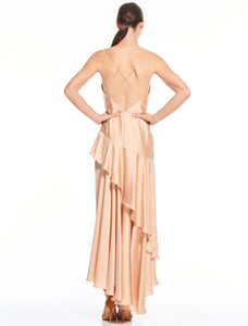 Secret Intact Ruffle Maxi Dress