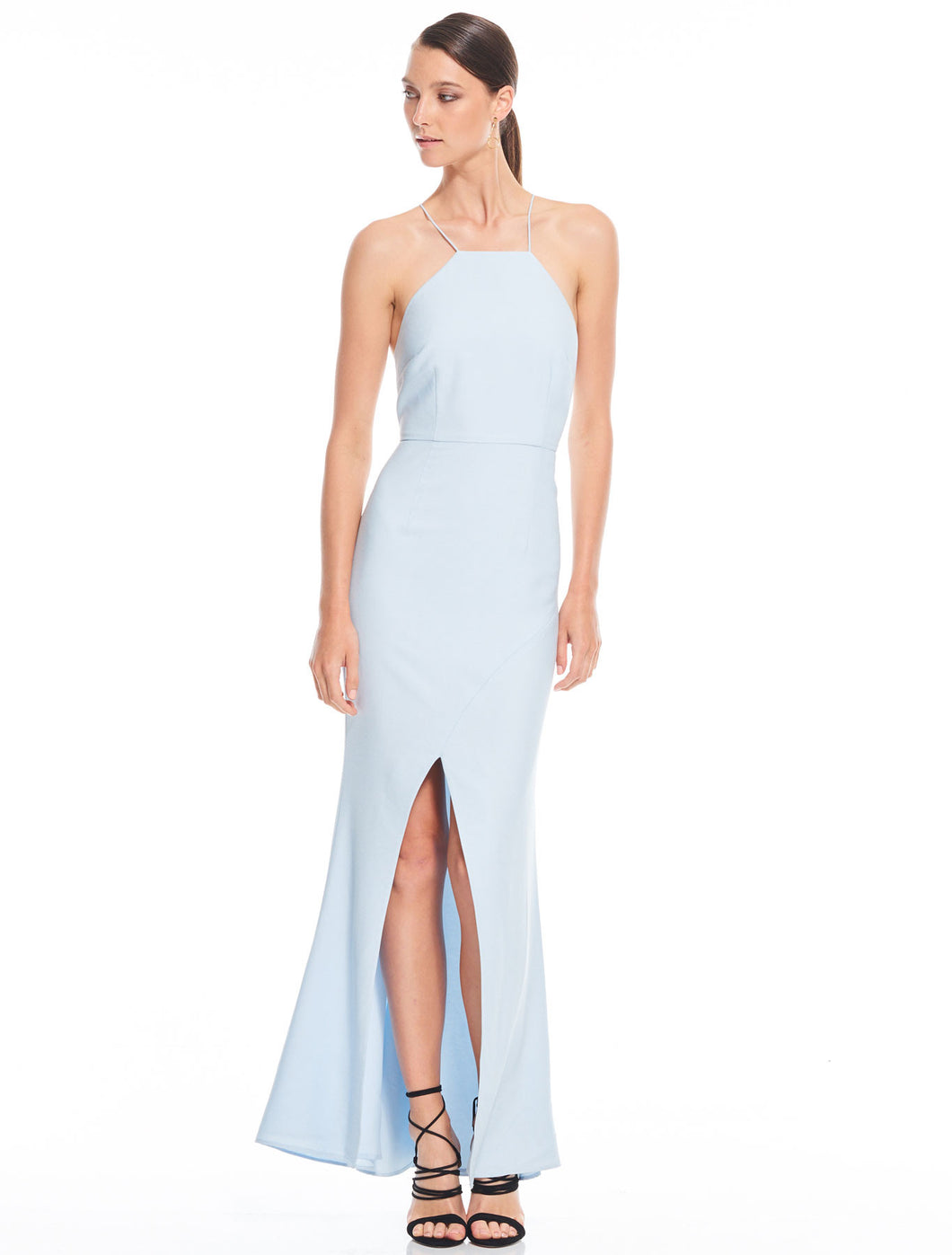 QUIET DISPOSITION GOWN