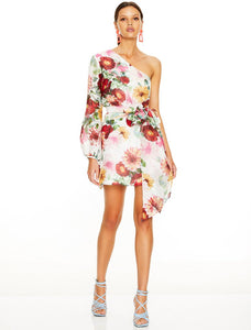 Garland Mini Dress