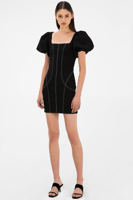 KALINDY DRESS BLACK