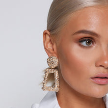 Load image into Gallery viewer, MACKENZIE GOLD EARRINGS